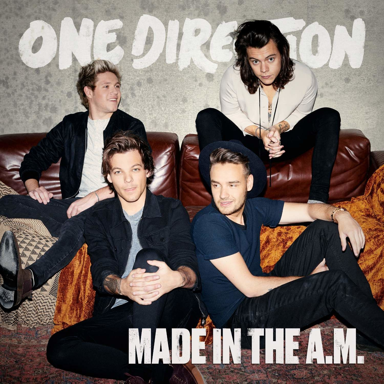 One Direction Album Made In The A.M. Lyrics