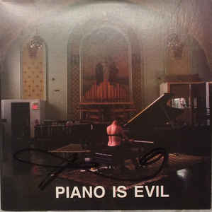 Amanda Palmer – Piano Is Evil (Album Lyrics)