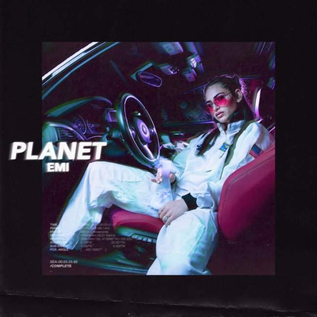 EMI - Planet (Album art