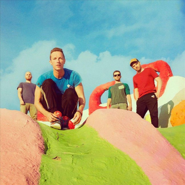 Coldplay aliens lyric