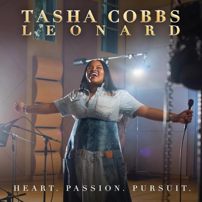 Heart. Passion. Pursuit. Album 2017
