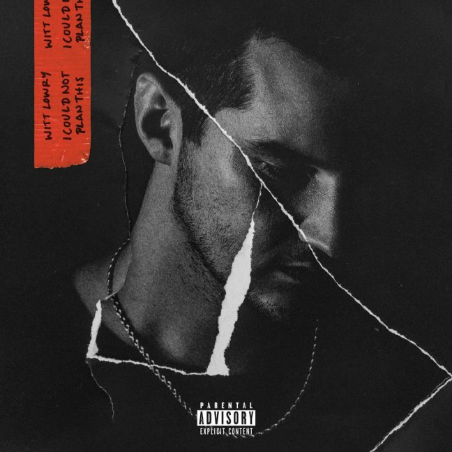 I Could Not Plan This Album cover by Witt Lowry