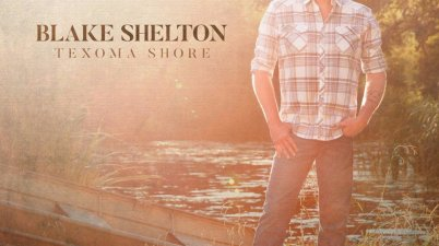 Blake Shelton – Texoma Shore (Album Lyrics)