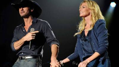 Tim McGraw & Faith Hill - The Rest Of Our Life album 2017