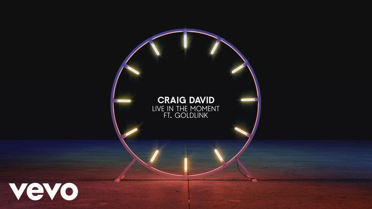 Craig David – Live in the Moment Lyrics
