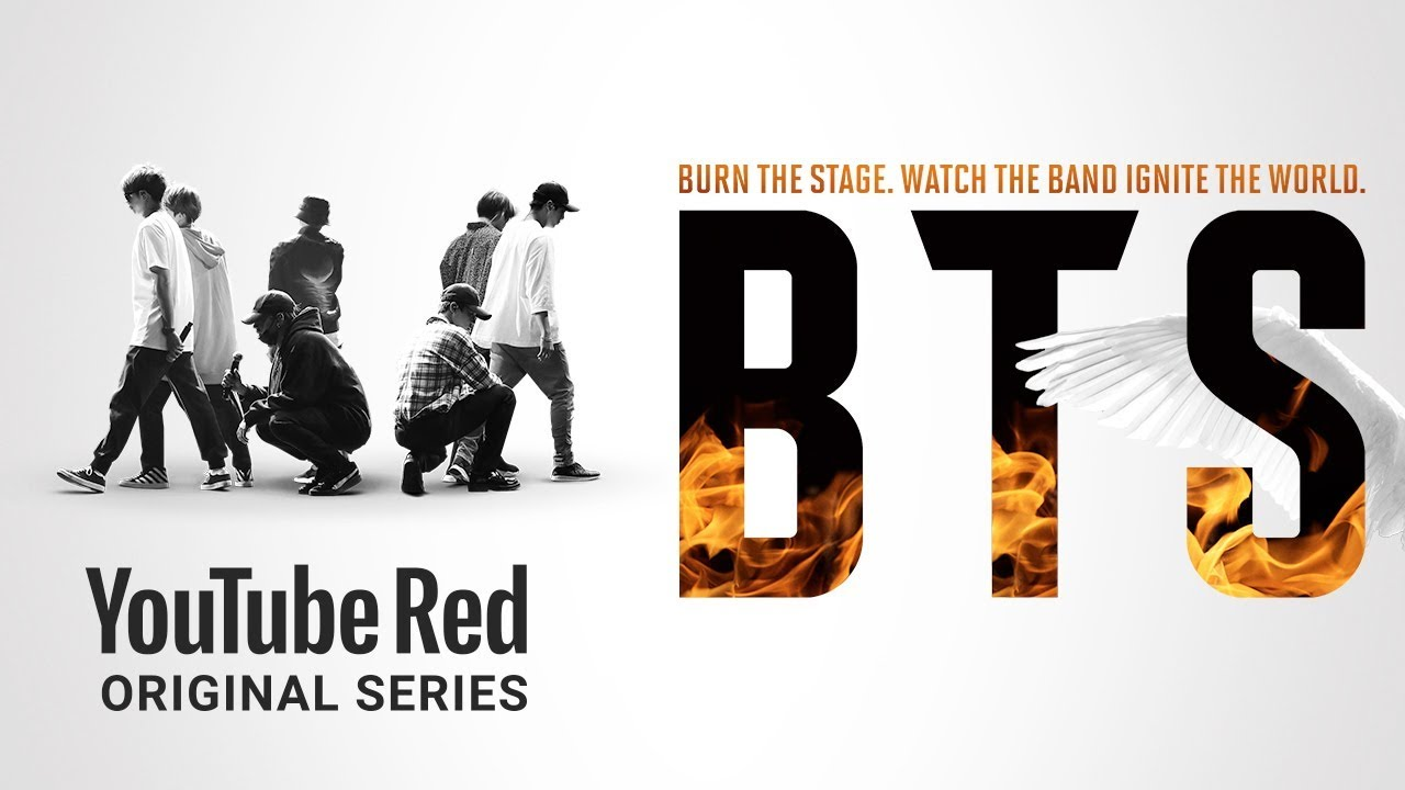BTS – Burn The Stage Lyrics