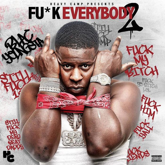 Fuck Everybody 2 cover tracklist