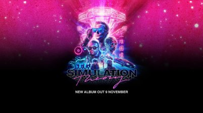 Simulation Theory Album Lyrics