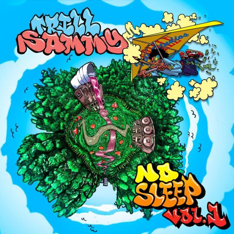 No Sleep Vol. 1 cover tracklist
