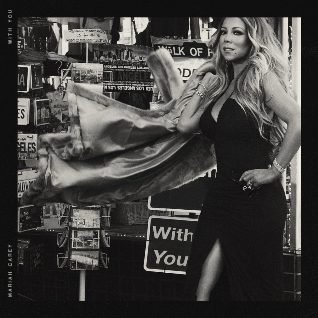Mariah Carey – With You Lyrics