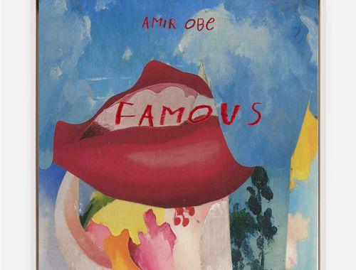 Amir Obè – Famous Lyrics
