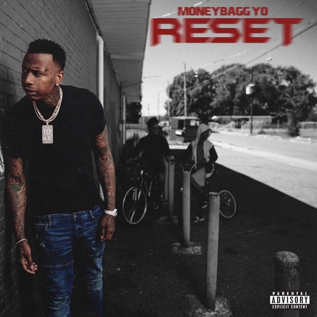 Reset cover tracklist