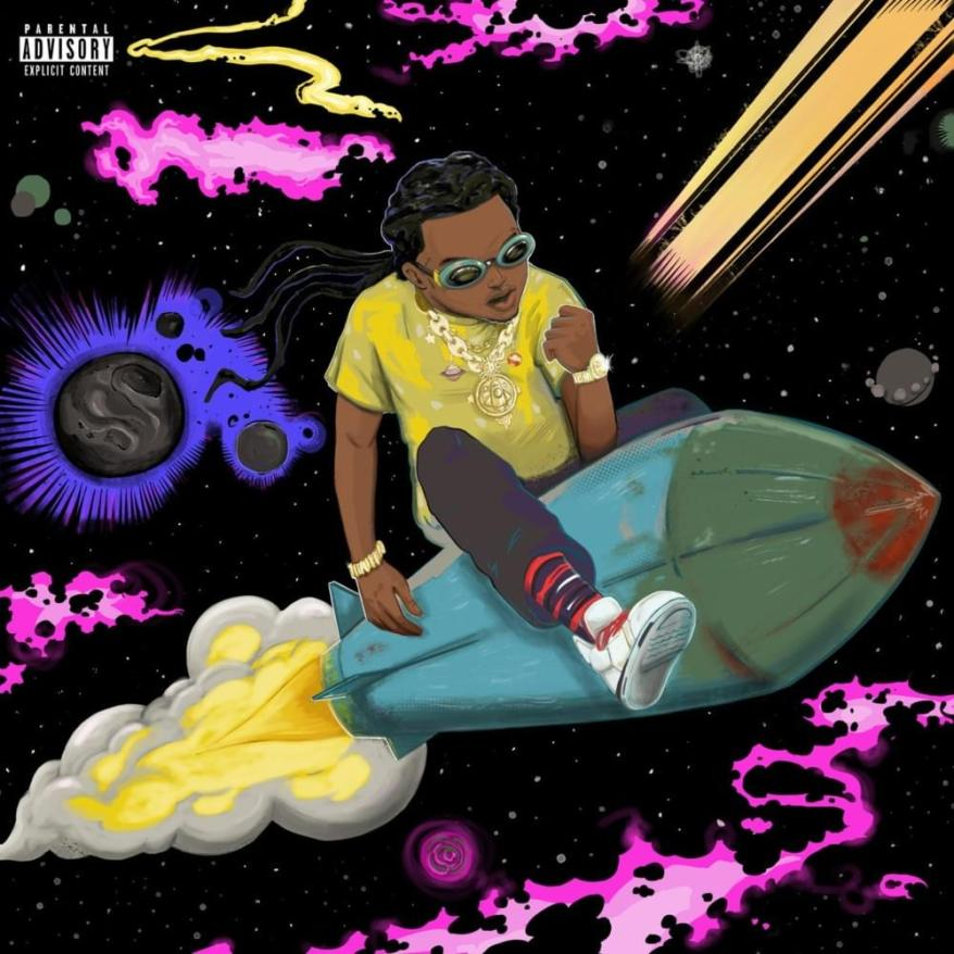 The Last Rocket cover Lyrics tracklist