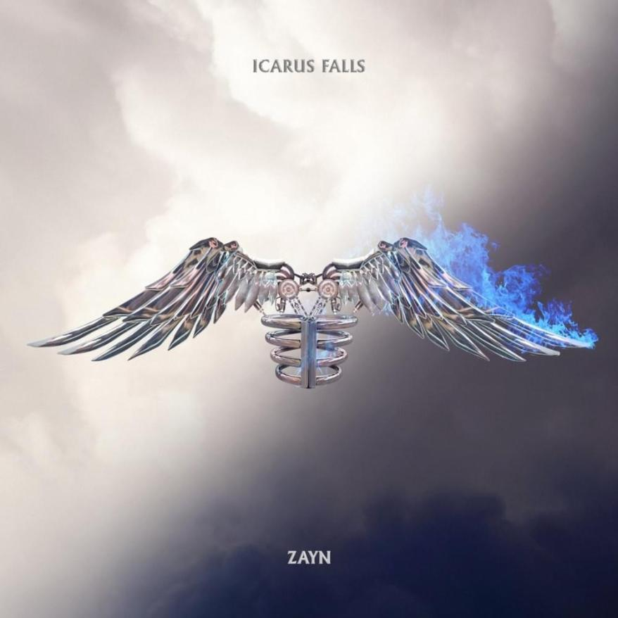 """Zayn """"Icarus Falls"""" Tracklist"""