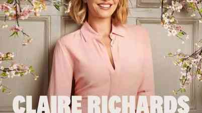 Claire Richards – Shame On You Lyrics