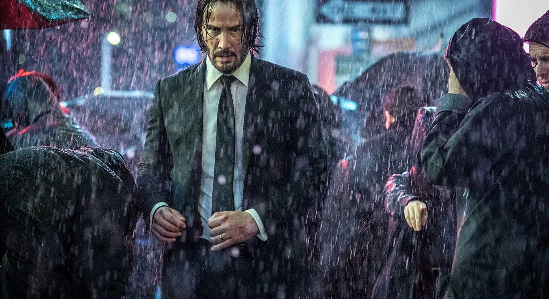 The Impossible Dream John Wick Chapter 3 Parabellum Trailer Song