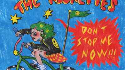 The Regrettes - Don't Stop Me Now Lyrics