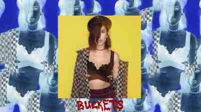 Elohim - Buckets Lyrics