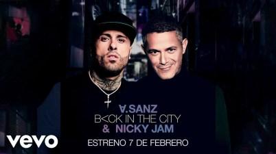 Alejandro Sanz – Back In The City Lyrics