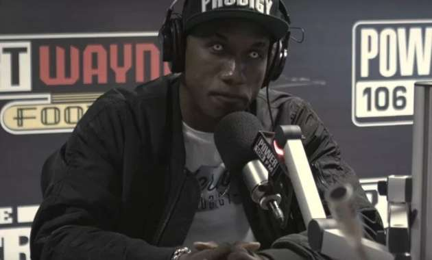 Hopsin Exposes The Dark Side Of Funk Volume & Damien Ritter