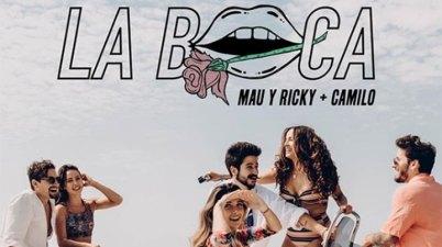 Mau y Ricky - La Boca Lyrics
