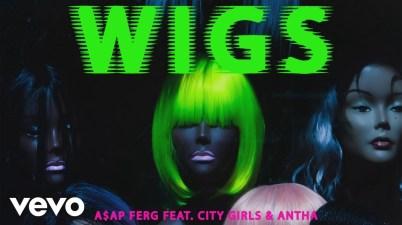 A$AP Ferg - Wings Lyrics