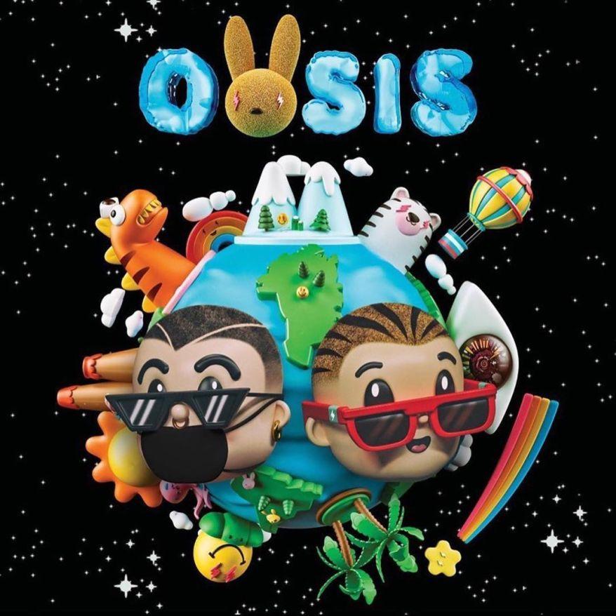 Bad Bunny & J Balvin - OASIS (Album Lyrics).jpg