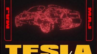 MAJ - Tesla Lyric