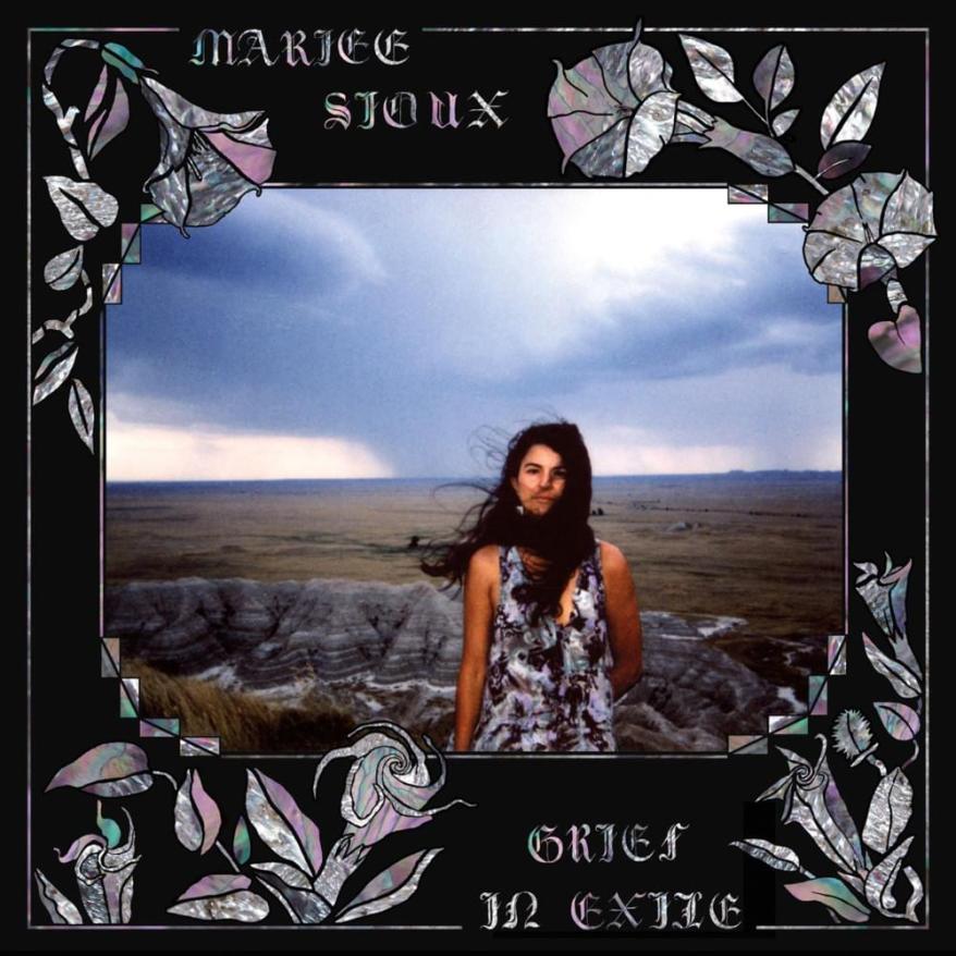 Mariee Sioux - Grief In Exile (Album Lyrics).jpg