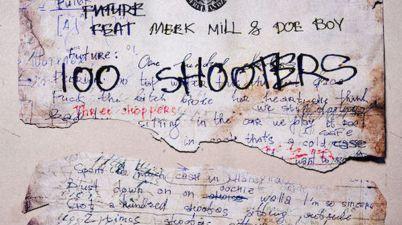 Future - 100 Shooters (feat. Meek Mill & Doe Boy) Lyrics