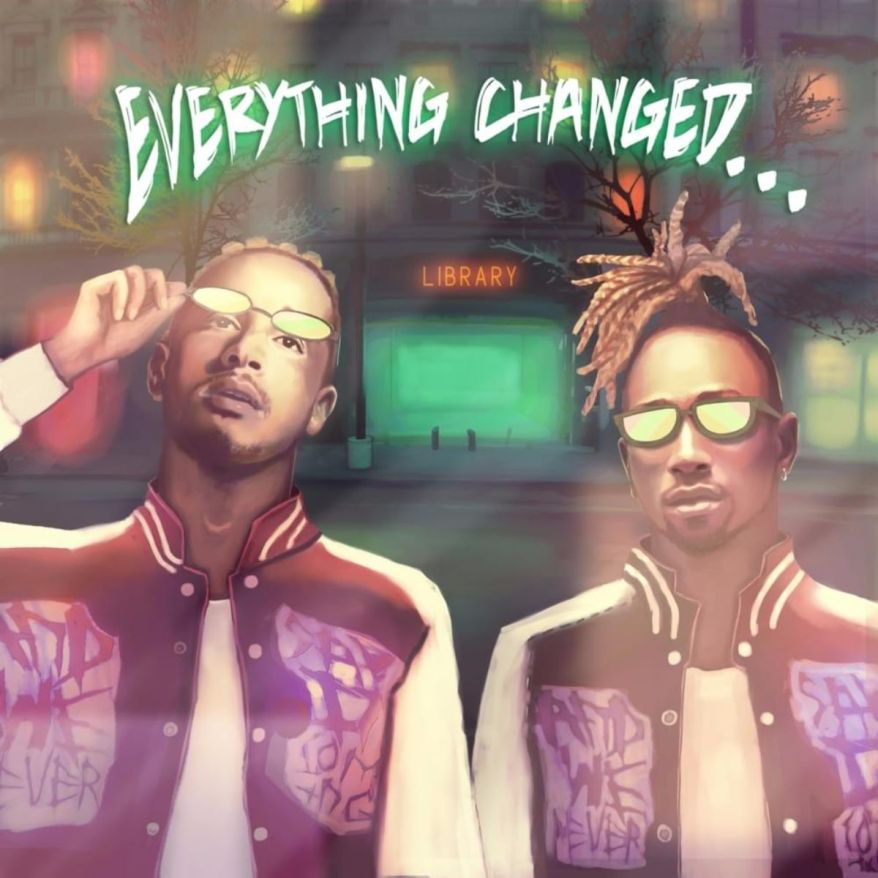 Social House - Everything Changed... (EP Lyrics)