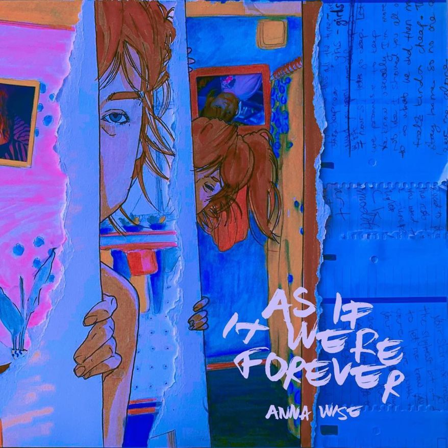 Anna Wise - As If It Were Forever Tracklist
