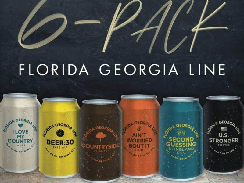 Florida Georgia Line - Countryside Lyrics