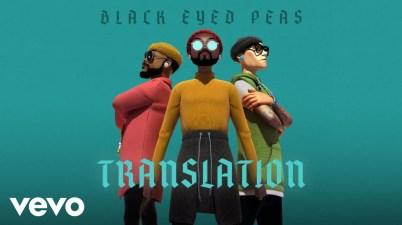 Black Eyed Peas - GET LOOSE NOW Lyrics