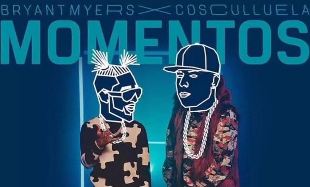 Bryant Myers & Cosculluela - Momentos Lyrics