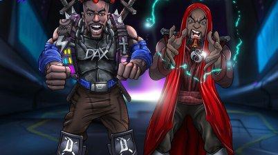 Dax - FASTER Lyrics