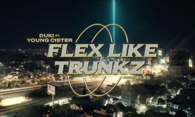 Duki - Flex Like Trunkz Lyrics