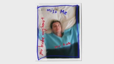 Lauv - Miss Me (Demo) Lyrics