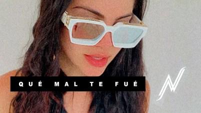 Natti Natasha - Que Mal Te Fue Lyrics