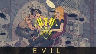 AViVA - EVIL Lyrics