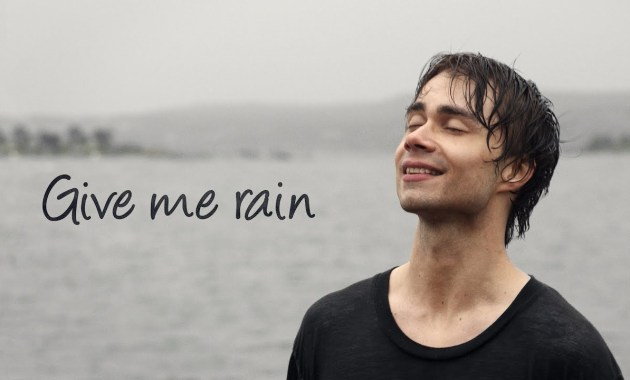Alexander Rybak - Give Me Rain Lyrics