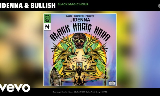 Jidenna - Black Magic Hour Lyrics