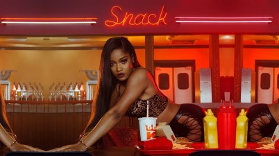 Keke Palmer - Snack Lyrics