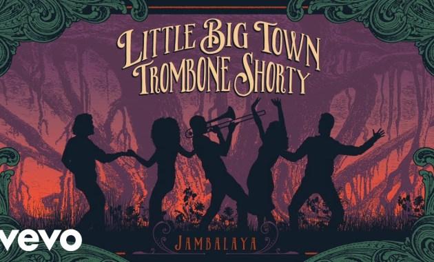 Little Big Town - Jambalaya (On The Bayou) Lyrics
