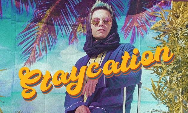 Sam Tsui - Staycation Lyrics
