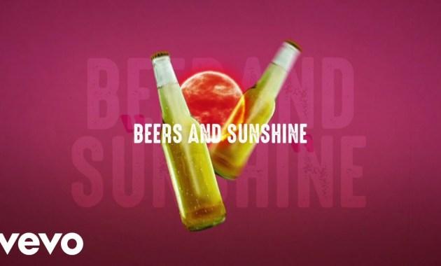 Darius Rucker - Beers And Sunshine Lyrics