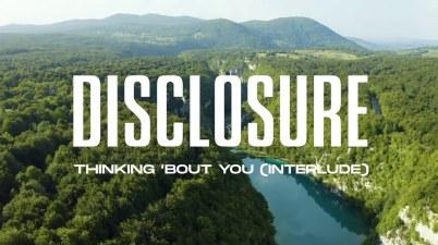 Disclosure - Thinking 'Bout You Lyrics