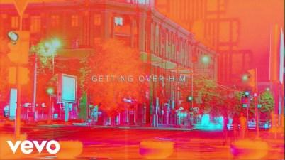 Lauren Alaina - Getting Over Him Lyrics
