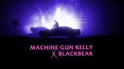 Machine Gun Kelly - my ex's best friend Lyrics