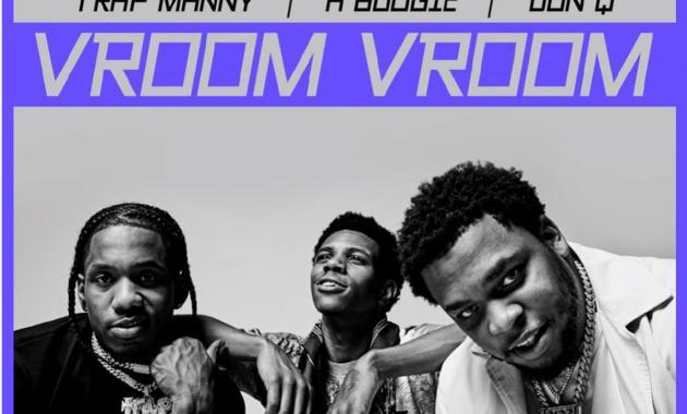 A Boogie Wit da Hoodie - Vroom Vroom Lyrics